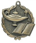 Wreath Knowledge Medals Academic