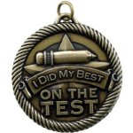 Did My Best On Test Academic
