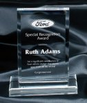 Clear Rectangle Award Acrylic Awards