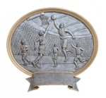 Legend Basketball Oval Award Basketball