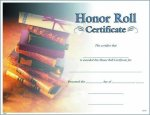 Photo Honor Roll Certificate Certificate Awards