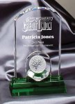 Arch Diamond Crystal Golf Crystal Awards