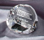 Crystal Paper Weight Crystal Awards