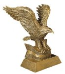 Eagle Resin Figures Eagle Awards