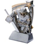3D Resin Hockey Goalie Hockey