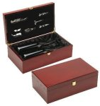 Rosewood Double Bottle Wine Box Holiday Gift Ideas
