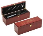 Rosewood Single Bottle Wine Box Holiday Gift Ideas