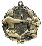 Wreath Male Karate Medals Karate and Martial Arts