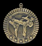 Star Karate Female Medals Karate and Martial Arts