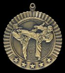 Star Karate Male Medals Karate and Martial Arts