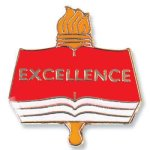 Excellence Lapel Pin Lapel Pins