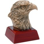 Eagle Head Resin Military and Patriotic