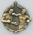 Wreath Boxing Medals Miscellaneous