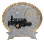 Legend BBQ Grill Oval Award Miscellaneous