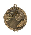 Wreath Triathlon Medal Miscellaneous