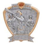 Signature Series Trap Shooter Shield Award Miscellaneous