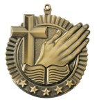 Star Religion Medals Miscellaneous