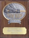 Teamwork Resin Plaque Mount Award Moto-Cross Trophy Awards