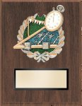 Swimming Resin Plaque Mount Award Moto-Cross Trophy Awards