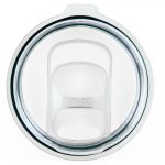 Clear Plastic Slider Lid for Double Wall Insulated Tumblers Polar Camel Drinkware