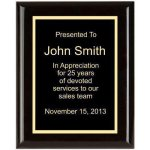 Piano Finish, Square, Black Religious Awards