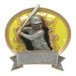 Sport Blaster Legend Softball Softball Trophy Awards