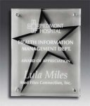 Stand Out Plaques Star Acrylic Awards