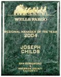Green Marble Plaque Stone Awards