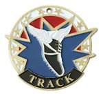USA Sport Track Medals Track and Cross Country