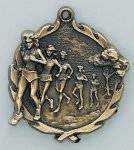Wreath Cross Country Female Medal Track and Cross Country