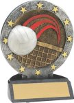 All-Star Resin Trophy -Volleyball Volleyball